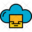 Cloud Stroage Cloudy Icon