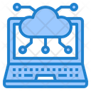 Cloud Cloudserver Network Icon