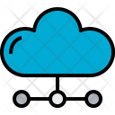 Cloud Technology Cloudy Icon