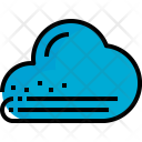 Cloud Wind Weather Icon