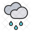 Cloud Clouds Rain Icon