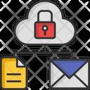 Cloud Cloud Computing Cloud Mail Icon