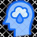 Cloud Rain Weather Icon
