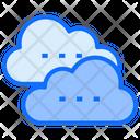 Cloud Computing Mailing Icon