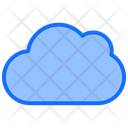 Cloud Weather Nature Icon