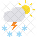 Cloud Daytime Day Icon