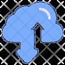 Cloud Ui Data Icon