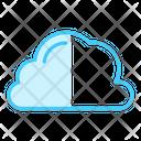 Cloud Sky Air Icon
