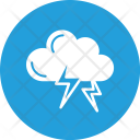 Cloud Clouds Nature Icon