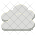 Cloud Cloudy Overcast Icon