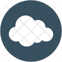 Cloud Sky Puffy Icon