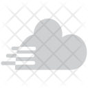 Cloud Windy Weather Icon