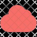 Cloud Puffy Storage Icon