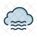 Cloud Winds Weather Icon