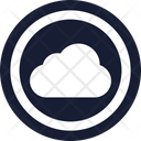 Cloud Warm Weather Icon