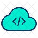 Web Storage Coding Programming Icon