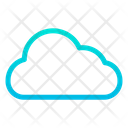 Clouds Weather Storage Icon