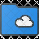 Cloud Computing Folder Icon