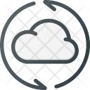 Cloud Computing Refresh Icon