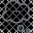 Cloud Computing Service Icon