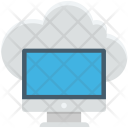 Cloud Connectivity Network Icon