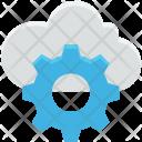 Cloud Maintenance Repair Icon