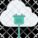 Cloud Computing Plugin Icon
