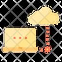 Cloud access Icon