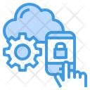 Cloud Access Protection Icon