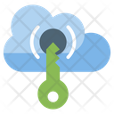 Cloud Access Icon