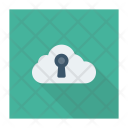Cloud Access Access Lock Icon