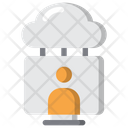Cloud Account Icon
