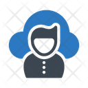 Cloud Account User Icon