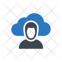 Account User Cloud Icon