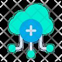 Cloud Add Icon