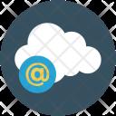 Cloud address Icon