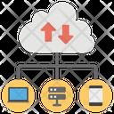 Cloud Analysis Icon