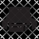 Cloud Analysis Cloud Based Icon
