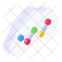 Cloud Analytics Cloud Chart Data Analytics Icon