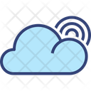 Cloud And Rainbow Icon