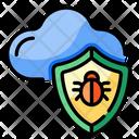 Cloud Antivirus Icon