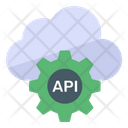 Cloud Api Icon