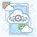 Cloud App Icon