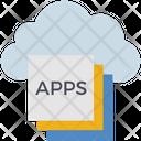 Cloud Application Icon