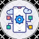 Cloud Apps Apps Cloud Icon