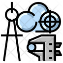 Cloud Architecture Icon