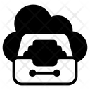 Cloud Archive Icon