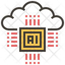 Cloud Automation Icon
