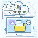 Refresh Database Database Syncing Data Sync Icon