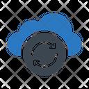 Sync Backup Cloud Icon